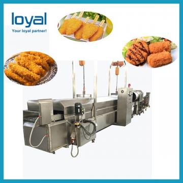 Automatic Puffed Rice / Bugles / Cookies / Fried Snack Food Machine