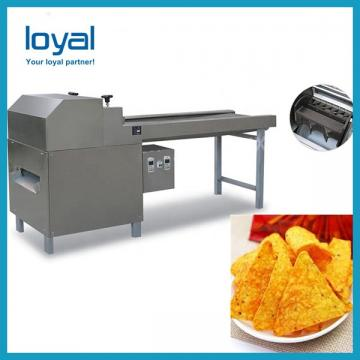 Fried Snack Food Processing Machinery , Puff Corn Ball Snack Food Machine