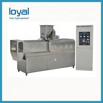 High Effective Tortilla Corn Chips Bugles Making Machine