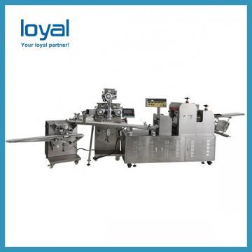 Wheat Flour Frying Bugles Chips Making Machine