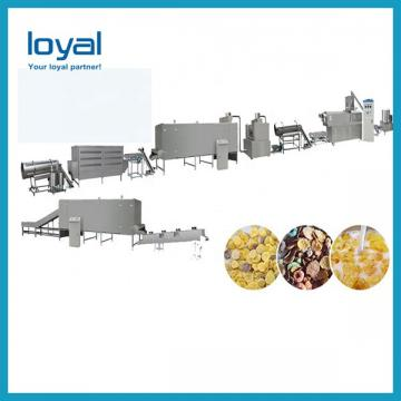 High Capacity Corn Flakes Making Machine