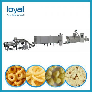 CE Approved Breakfast Cereals Corn Flakes Snack Food Making Machine