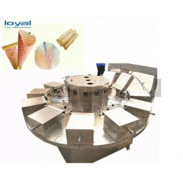 Speed Baking High Production Commercial Ice Cream Cone Machine