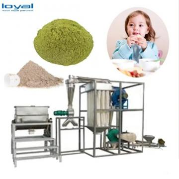 High Quality And Popular Rice/Baby Nutrition Powder Food Making Machine For Sale
